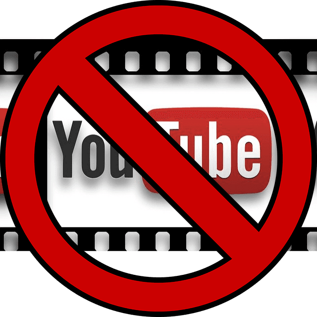 You Tube De-platforming solution